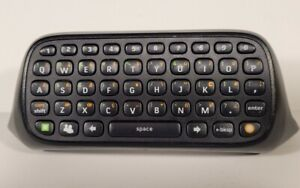 Black Chat Pad Keyboard Controller Keypad For XBOX 360 Controller Messenger