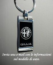ALFA ROMEO PORTACHIAVI NUOVO GIULIA MITO GT GTV GIULIETTA BRERA SPIDER 147