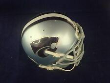 University of Kansas State Schutt Mini Helmet - NEW - No Original Box FREE S+H