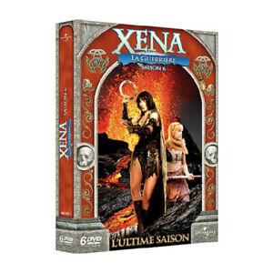 Xena, Principessa Guerriera Stagione 6 DVD Nuova