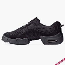 Bloch 538 Boost Mesh Black Sneakers - Dance Trainers - UK 2 3 4 5