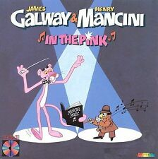 James Galway & Henry Mancini: In the Pink CD