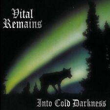 NEW Into Cold Darkness + 1 Bonus Track (Audio CD)