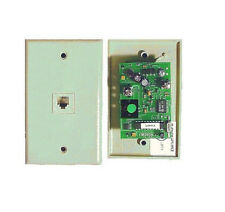 T-LOCK OUTGOING CALL BLOCKER WITH ALLOW MEMORY & CUT-OFF CALL TIMER - WALLPLATE