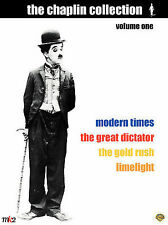 The Charlie Chaplin Collection Volume 1 (DVD, 2004, 8-Disc Set) , EUC