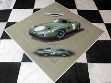 1963 aston martin DP214 projet 214 roy salvadori DB4 dbr voiture sport racing