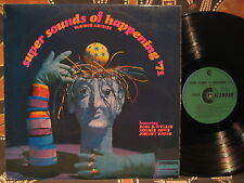 ISSI DI Johnny Youing TOWN CRIERS Normie Rowe SUPER SOUNDS OF HAPPENING 71 Oz LP