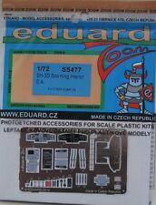 Eduard 1/72 ss477 zoom a colori Etch per la Cyber Hobby sh-3d KIT RE DEL MARE