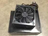 Quiet 1000 Watt 1000W for Intel AMD PC ATX Power Supply Dual 12V SATA Gaming NEW