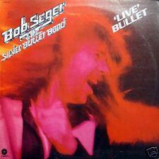 BOB SEGER Live Bullet Double 33 Tours Américain Capitol