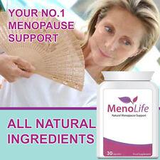 MENOLIFE MENOPAUSE PILLS TABLET STOP NIGHT SWEATS HOT FLUSHES RELIEF