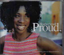 Heather Small-Proud cd maxi single incl video