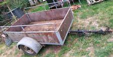 PKW Anhänger zum restaurieren, 800kg gebremst. Westfalia