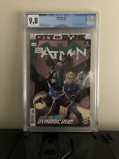 BATMAN #77 Death of Alfred CGC 9.8