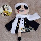 Bungou Stray Dogs Kyusaku Yumeno Cosplay Plush Toy Doll Anime 36cm Sa