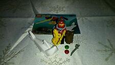 Lego System 2871 Diver and Shark 100%Complete+Instruction Vintage
