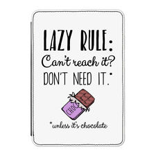 "Lazy Rule Can't Reach It Don't Need It Case Cover for Kindle 6"" E-reader - Funny"