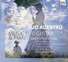 MUSIC FOR GUITAR and PIANO - DUO ADENTRO [CD]