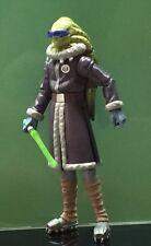 Star Wars Clone Wars TCW Kit Fisto Master Jedi Cold Gear Loose