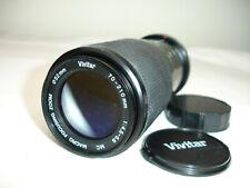 Vivitar 70-210mm f/ 4.5-5.6 Lens , MInolta MD mount, SN90034813
