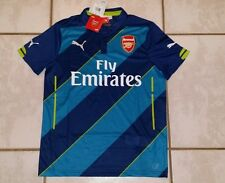 NWT PUMA Arsenal Soccer 2014/2015  Jersey Youth Large