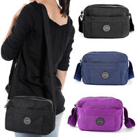 New Fashionable Nylon Casual Handbag Shoulder Bag Messenger Cross Body Bag