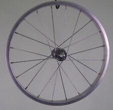18 Zoll Vorderrad Alu V-Brake - silber Kastenfelge für Kinderrad 355-19