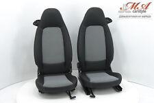 Neu-Beziehen der Sitze aus Smart Fortwo 451 o. Airbag mit Echtleder