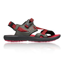 Keen Maupin Mens Red Black Outdoors Walking Hiking Sandals Summer Shoes