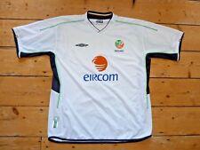 XXL Irlanda Camisa Home S/S Umbrotrikot Maglia Camiseta Irlanda Eire 2005 Away