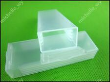 50pcs Microscope Slide Mailer Case Box Plastic hold 5 slides