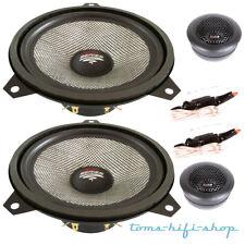 Audio System R-165 EVO 16cm 2-Wege Auto Lautsprecher für BMW 3er E46 280 Watt