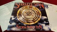 STEELEYE SPAN - STORM FORCE TEN - ORIGINAL UK LP WITH LYRIC INSERT