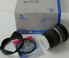 Konica Minolta AF 17-35mm F/2.8-4.0 D Lens
