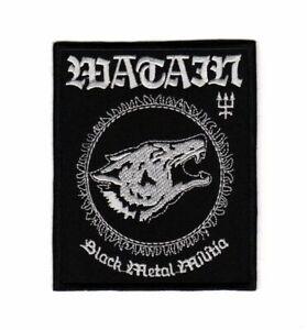 Watain Patch Black Metal Band
