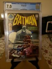 Batman #227 / CGC  7.0 / Off-White to White Pages / 3 DAY AUCTION-NO RESERVE