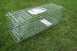 "Humane folding Medium 24""  Cat trap,keeping your pet unharmed,cat catching trap"