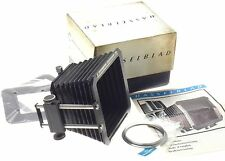 COMPENDIUM BELLOWS USED HASSELBLAD PROFESSIONAL LENS HOOD SHADE BOX 40231