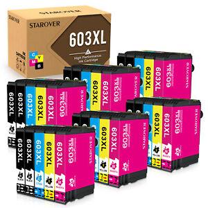 Druckerpatronen für Epson 603 XL XP-2100 XP-3100 XP-4100 WF-2810 WF-2830 WF-3105