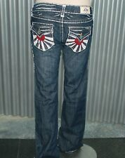 Laguna Beach CORONA DEL MAR Jeans Flap Pocket 26  $269