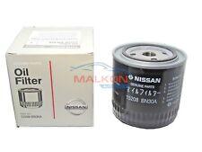 1 x NISSAN NAVARA D40 PATHFINDER R51 GENUINE OIL FILTER 15208BN30A  REF: Z89A