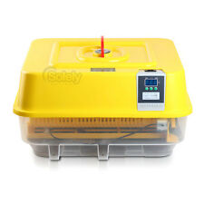 Automatic Turning Digital Egg Incubator Hatching for Chicken Pigeon  Quail eggs