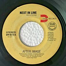 "AFTER IMAGE Next in Line b/w Pagtawid PHILIPPINES OPM 7"" 45RPM Records"