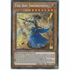 More details for dama-en009 the iris swordsoul | 1st edition ultra rare | yugioh trading card tcg