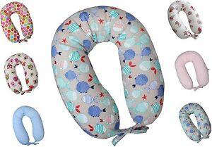 Cuscino Allattamento Gravidanza Sfoderabile e Lavabile Made in Italy Neo Mamma