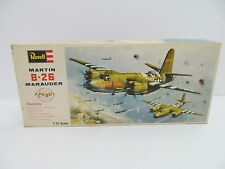 eso-11061Revell H-111 1:72 Martin B-26 Marauder Bausatz geöffnet