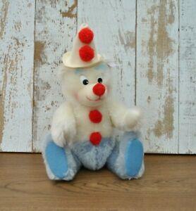 Steiff Teddy Bear Clown - 037528 - Retired - Limited edition - Circus
