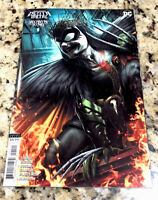 DARK NIGHTS DEATH METAL ROBIN KING #1 1:25 JEREMY ROBERTS VARIANT DC COMICS 2020