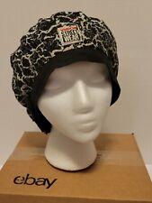 vision street wear skateboard beret wheels (hat) VINTAGE Retro hook latch
