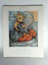 Jane Hissey Collection Old Bear Print Portfolio 8 Fine Art Prints for Framing
